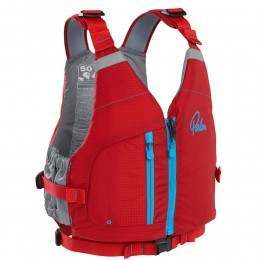 Palm Womans Meander Buoyancy Aid Red