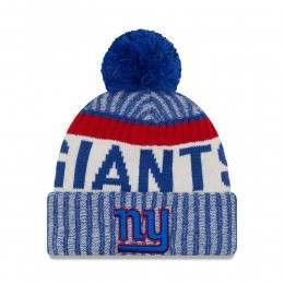 New Era New York Giants Bobble Knit Beanie OTC