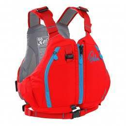 Palm Womens Peyto Touring Buoyancy Aid Red