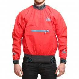 PALM VECTOR RECREATION KAYAK CAG SPRAY JACKET Red