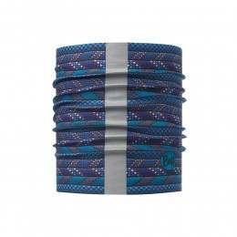 Buff Reflective Dog Bandana Cordes Blue