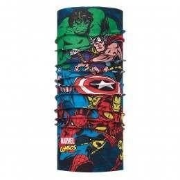 Buff Superheroes Ready To Fight Multi