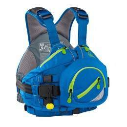 Palm Extrm White Water Buoyancy Aid Blue