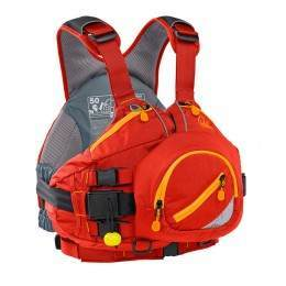 Palm Extrm White Water Buoyancy Aid Red