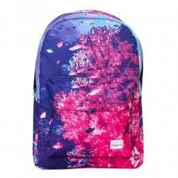 Spiral Coral Reef Backpack Pink/Purple