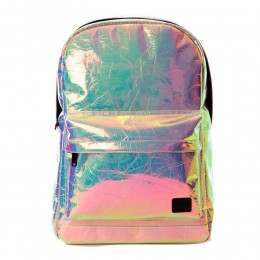 Spiral Holographic Backpack Multi