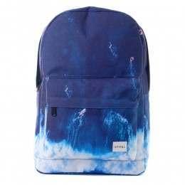 Spiral Surfs Up Backpack Blue