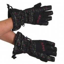 DAKINE YUKON JR GIRLS SNOW GLOVES 8Bit