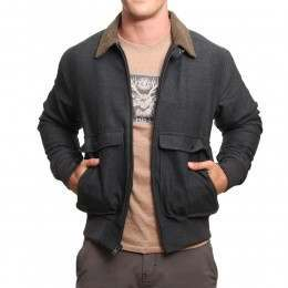 SUPERBrand Tofino Jacket Black