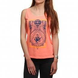 Protest Minxy Top Coral