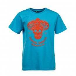 Protest Boys Rorey Tee Electric Blue