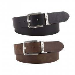Levis Reversible Core Leather Belt Brown/Black