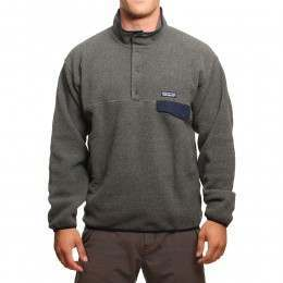 Patagonia Synchilla Snap-T Pullover Nickel/Navy