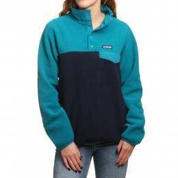 Patagonia Synchilla Snap-T Pullover Elwha Blue