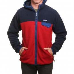 Patagonia Synchilla Snap-T Hoody Classic Red