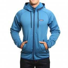 Patagonia Tech Fleece Hoody Bandana Blue
