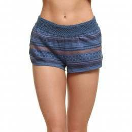 Protest Ditany Shorts Blue Gas