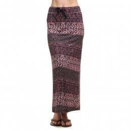 Protest Anly Maxi Skirt Wild Berry