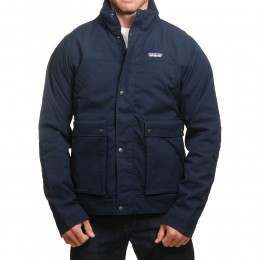 Patagonia Maple Grove Canvas Jacket Navy Blue