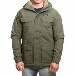 Patagonia Isthmus Parka Industrial Green