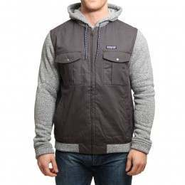 Patagonia Better Sweater Hybrid Forge Grey