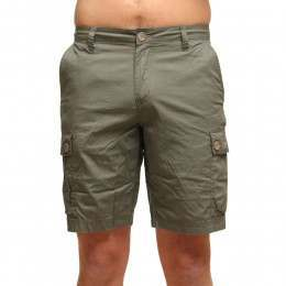 Protest Earth 16 Cargo Shorts Grey Green