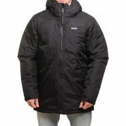 Patagonia Insulated Torrentshell Parka Black