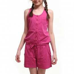 PROTEST GIRLS GIGI JUMPSUIT Plum