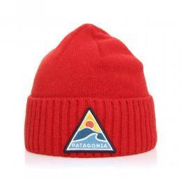Patagonia Brodeo Beanie Classic Red