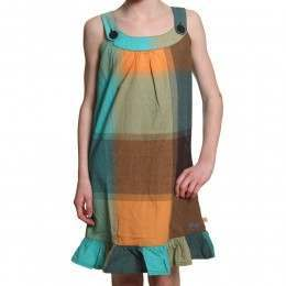 PROTEST GIRLS BERRYNICE JR DRESS Brown