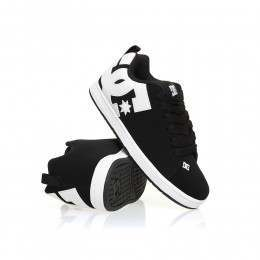 DC Court Graffik Shoes Black