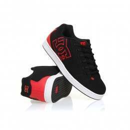 DC Net Shoes Black/Red/White