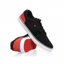 DC Tonik Shoes Black/Red/White