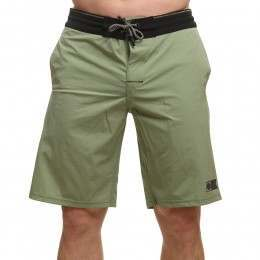 Salty Crew Alpha Deck Shorts Olive