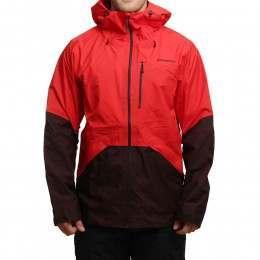 Patagonia Snowshot Snow Jacket French Red