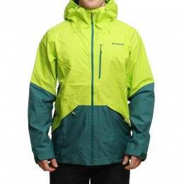 Patagonia Snowshot Snow Jacket Peppergrass Green
