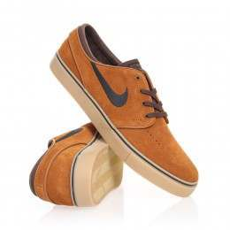 Nike SB Stefan Janoski Shoes Hazlenut/Black