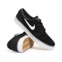 NIKE SB ZOOM STEFAN JANOSKI SHOES Black/White