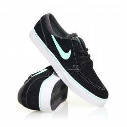 Nike SB Stefan Janoski Shoes Black/Green
