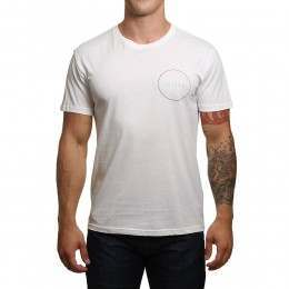 Volcom Removed Tee White