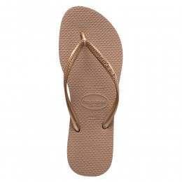Havaianas Slim Sandals Rose Gold