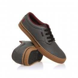 Etnies Jameson 2 Eco Shoes Grey/Gum/Red
