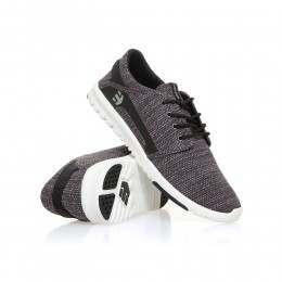 Etnies Scout Shoes Black/Heather