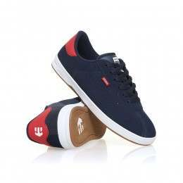 Etnies The Scam Shoes Navy/Red/White