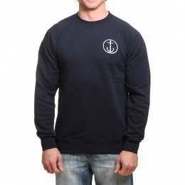 Captain Fin Helm Sweatshirt Navy