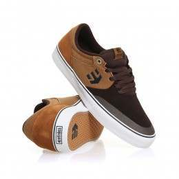 Etnies Marana Vulc Shoes Brown/Tan