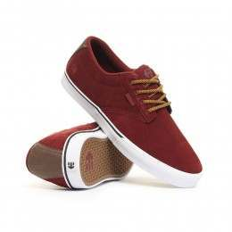 Etnies Jameson Vulc Shoes Burgundy