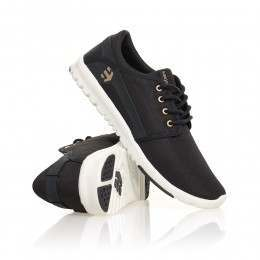 Etnies Scout Shoes Navy/White
