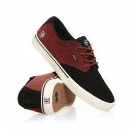 Etnies Jameson Vulc Shoes Black/Brown