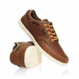 Etnies Dory Shoes Brown Leather